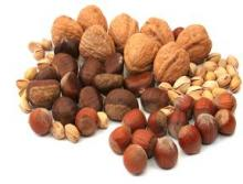 Just 70g of nuts a day can help to reduce your cholesterol levels.