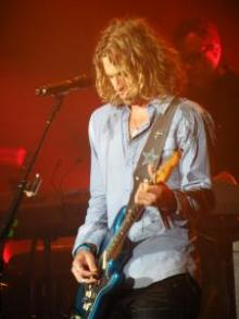 "Casey James of ""American Idol"""