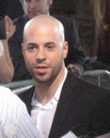 Chris Daughtry in Los Angeles in May 2006.