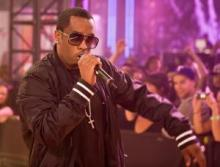 Sean 'Diddy' Combs performs at 2008 eTalk Festival Party in Toronto.