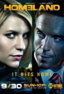 Homeland poster