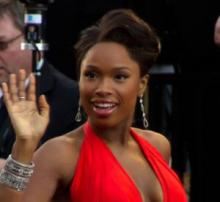 Jennifer Hudson attends the 83rd Academy Awards