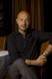 Restauranteur and 'MasterChef' judge Joe Bastianich