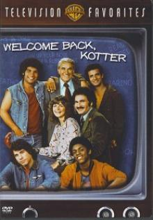 Welcome Back Kotter DVD cover