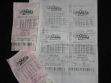 MEGA MILLIONS WINNING NUMBERS worth $148 million