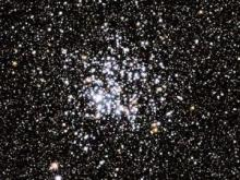 "Our sun was born within an ""open cluster"" of stars, such as Messier 11."