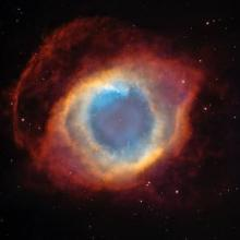 "The Helix Nebula, a.k.a. the ""Eye of God"""