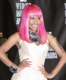 """American Idol"" judge Nicki Minaj"