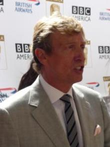 "Nigel Lythgoe, producer of ""American Idol"""