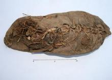 Oldest Leather Shoe found in Armenia