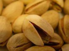 PIstachios in the shell