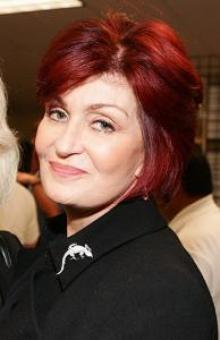 """America's Got Talent"" judge Sharon Osbourne"