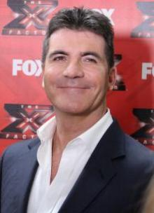 """X Factor"" producer and judge Simon Cowell"