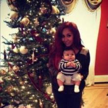 Nicole &quot;Snooki&quot; Polizzi and Lorenzo 