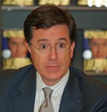 Stephen Colbert 2007 photo