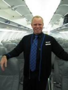 Jetblue flight attendant steve slater