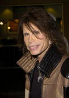 """American Idol"" judge Steven Tyler in 2005."