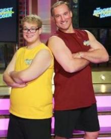Joe and Jackson of The Biggest Loser