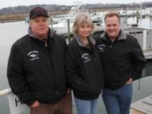 Wicked Tuna, Bounty Hunter crew