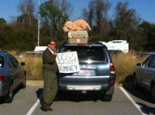 dogs against romney