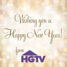 hgtv happy new year