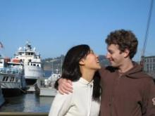 Zuckerberg didn't let his friends in on a surprise -- he was marrying Chan.