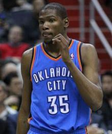 With plenty of help from Westbrook, Durant heroically led OKC to a 3-1 lead.