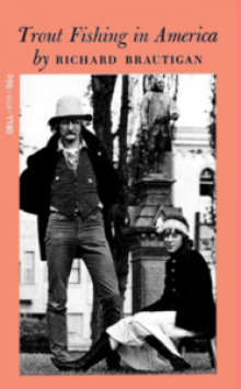 Richard Brautigan viewed as a troubled hippie poet who took his life as lovers o