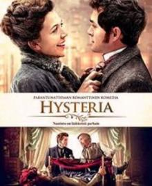 Hysteria film has Maggie Gyllenhaal getting lots of oohs on TV talk shows