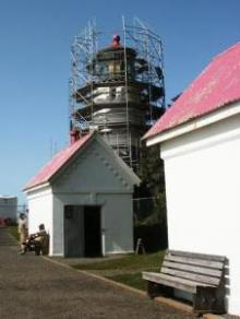 Famous lighthouse on Oregon coast now closed for renovations