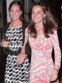 Pippa and Kate Middleton now top of the world as most influential sisters