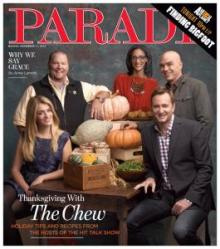 parade the chew crew
