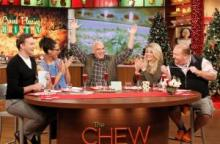 the chew classic christmas dishes