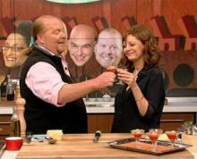 the chew mario batali and susan sarandon
