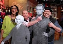 the chew presidents&#039; day