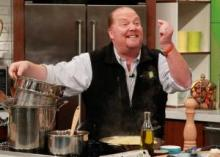 mario batali the chew