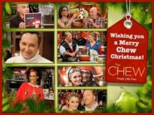 the chew merry christmas