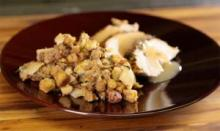 The Chew side dish Thanksgiving Recipe