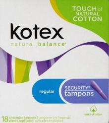 Kimberly-Clark is recalling specific units of product, the FDA announced.