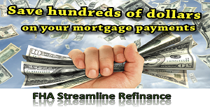 Refinance FHA Mortgage