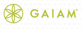 GAIAM, fitness apparel