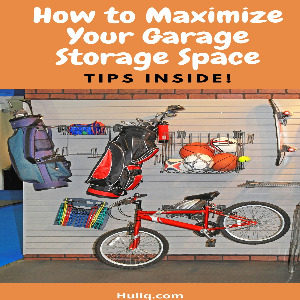 How to Maximize Garage Storage Space