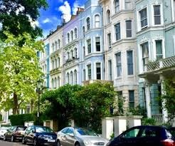 Notting Hill Neighborhood, London
