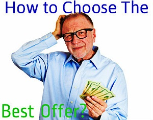 Choosing Best Home Offer