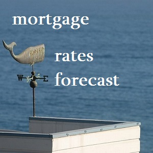 Current mortgage rates prediction forecast by realtors