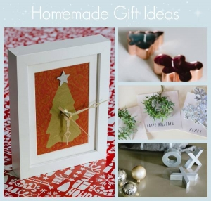 HGTV homemade holiday gift ideas