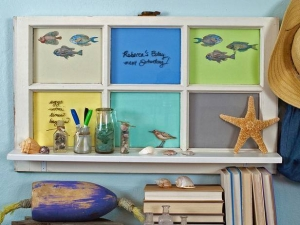 HGTV nautical summer DIY