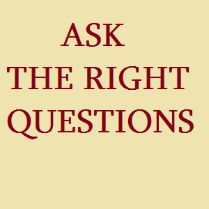 Real Estate Blogging Questions