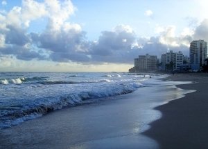 Condado Beach, San Juan, Puerto Rico photo