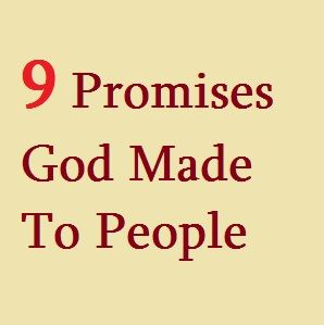 Promises of God